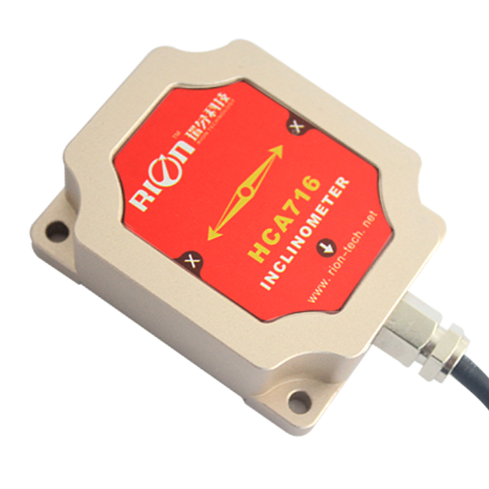 Inclinometer (MODBUS RTU Protocol)