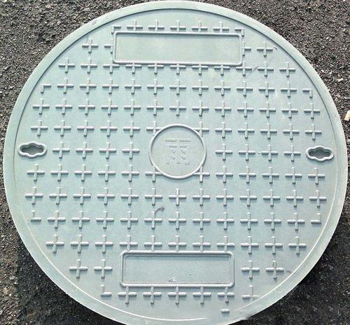 The application of Ruifen inclination angle in sewer manhole cover anti-theft system